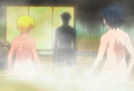 Naruto épisode 101 (Naruto et Sasuke)