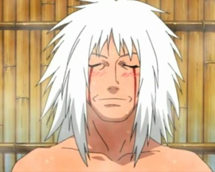 Naruto épisode 97 (Jiraiya)
