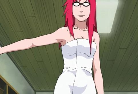 Naruto Shippuden épisode 161 (Karin)