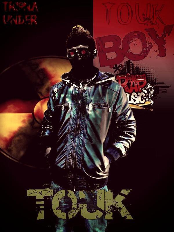 [TOUK B OY] NEW SOUND RAP CHAOUEN [ Tri9na Under 2012 ] rap Musik (2012)