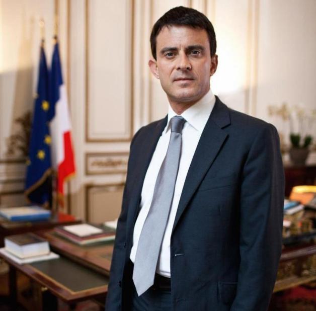Manuel Valls : La nouvelle autorité d'Etat !