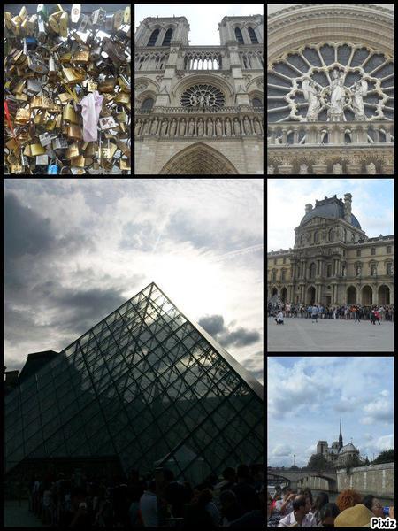 [ Divers ] Vacances à Paris août 2012