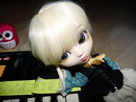 HS / BONUS / Tuto piano Gerard Theme ^^