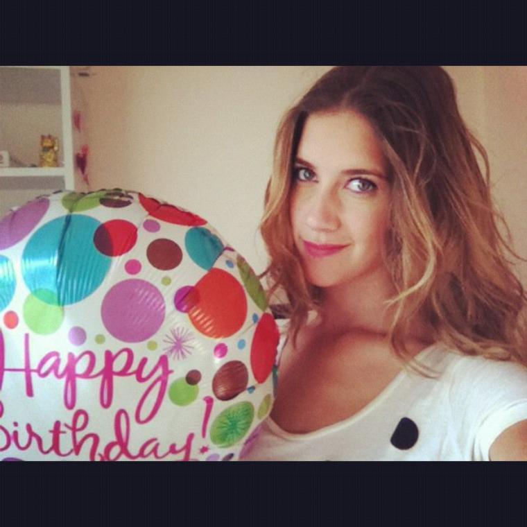 ♥♥♥ Joyeux anniversaire Clari !!! ♥♥♥
