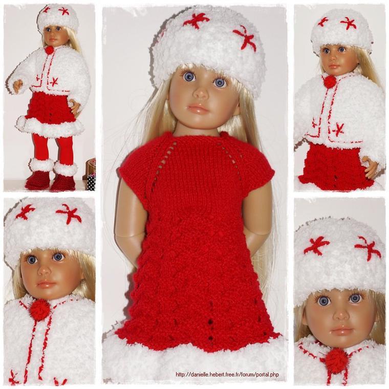 Love en rouge et blanc.........
