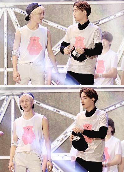 TaeMin & JongIn.