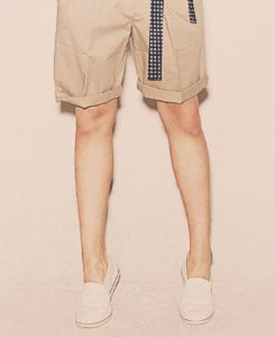 Poils sur les jambes ? [ TaeKai ]