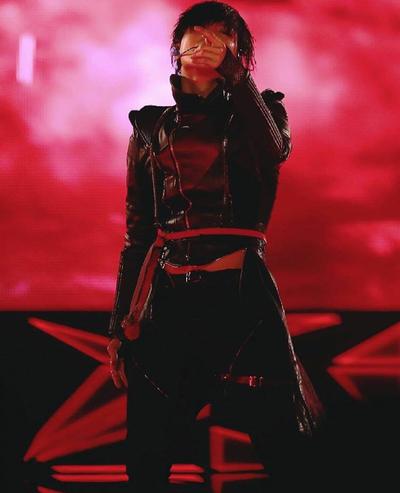 Sayonara Hitori au SMTown Tour V à Osaka.