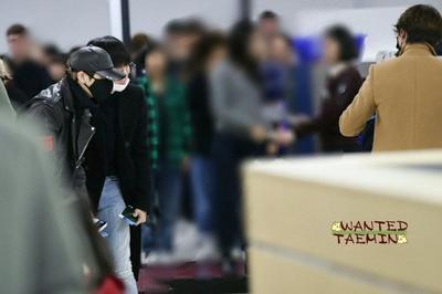 JongTae & Daesung.