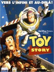 Toy Story, Toy Story 2, Toy Story 3