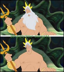 Quelques personnages sans barbe.