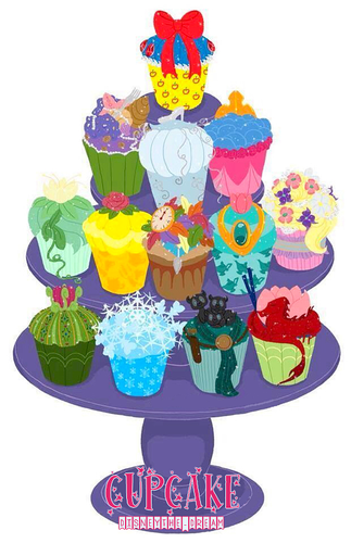 Jeu: Cupcakes.