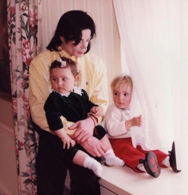 Le genre de père qu'était Michael