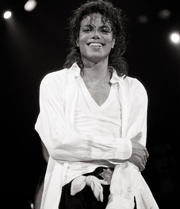 Le Vendredi 17 Juin 1988, Michael Jackson a rencontré la famille de Charlie Chaplin