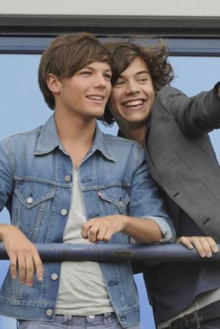● One Direction ; Louis T, Harry S ● ღ