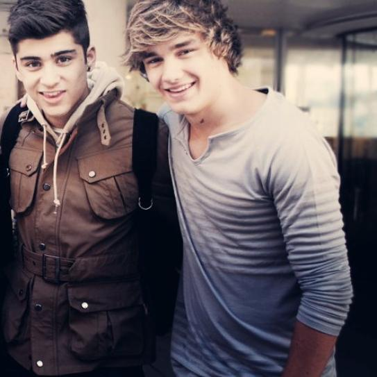 ● One Direction ; Zayn Malik, Liam P ● ღ