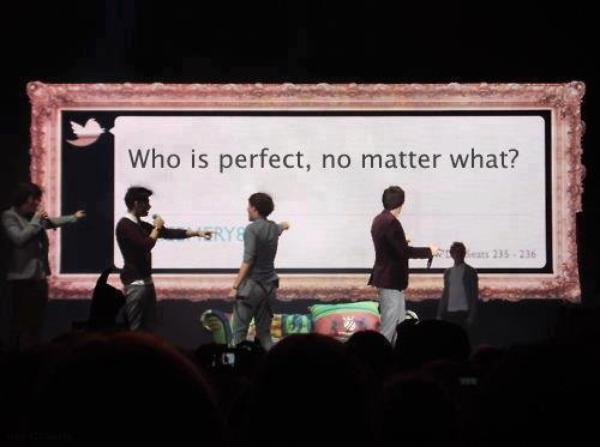 ● One Direction ;  Liam P, Niall H, Louis T, Zayn M & Harry S ● ღ