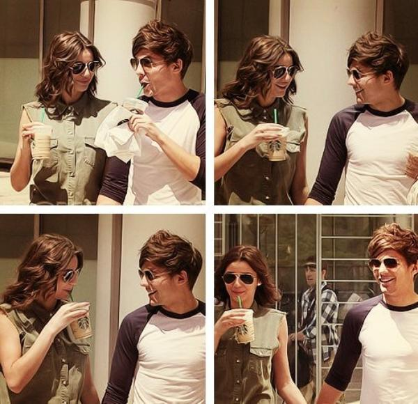 ● One Direction ;  Louis T, Eleanor C ● ღ