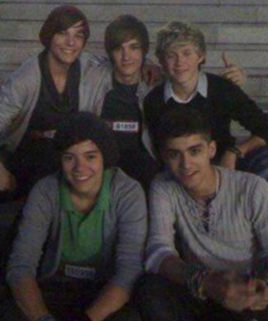 ● One Direction ; Les 2 ans du groupe ● ღ