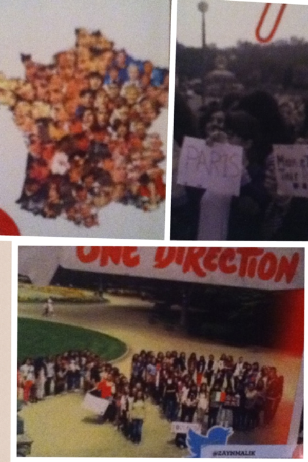 ● One Direction ; Yearbook ● ღ