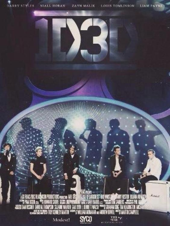 ● One Direction ; 1D3D ●ღ
