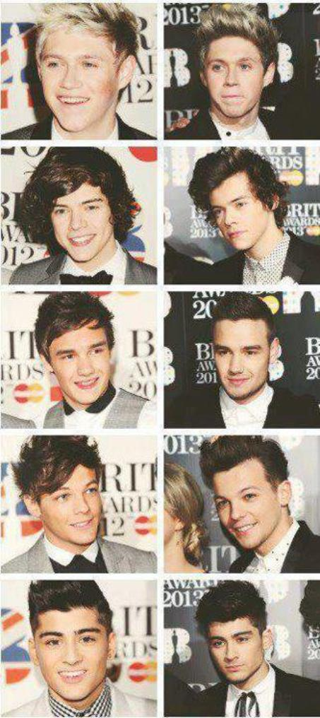 ● One Direction ; Brit Awards 2012-2013 ●ღ