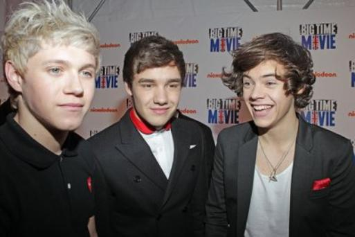 ● One Direction ;  Liam P, Harry S, Niall H ●ღ