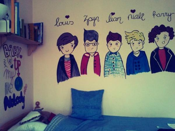 ○ One Direction ; Ma Chambre ○ღ - One.Direction ♥