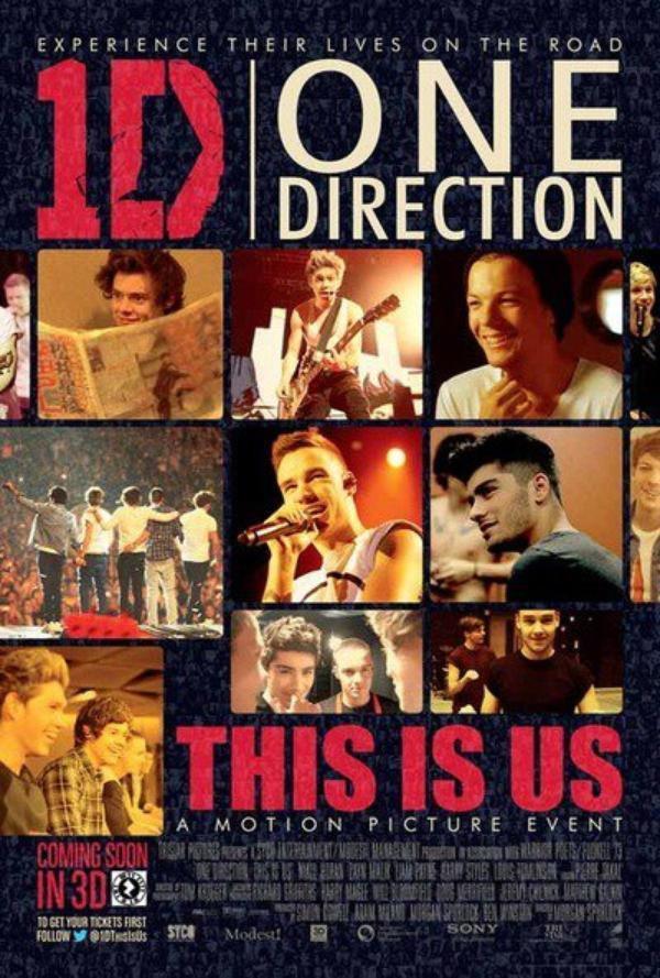 ● One Direction ; This Is Us  ●ღ