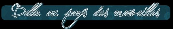 ♦  Bella au pays des merveillesClassement de La clientèle ★★★★★★ Hors D'oeuvre Macchiato