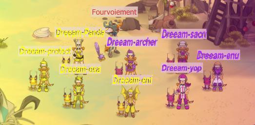 Une nouvelle team