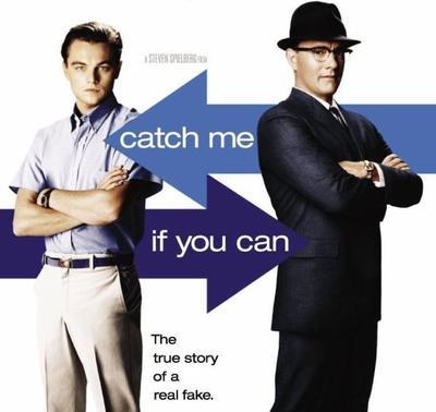 2002 : Arrête-moi si tu peux