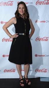 Le 26 Avril 2012 : CinemaCon (Las Vegas, Nevada)