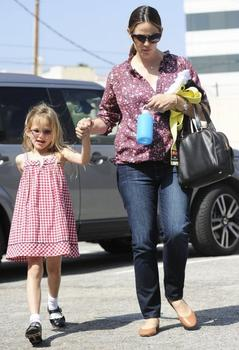 Jen & Ben avec Violet & Séraphina