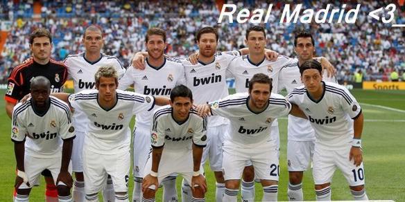 ♥♥♥-->Real Madrid ♥♥♥