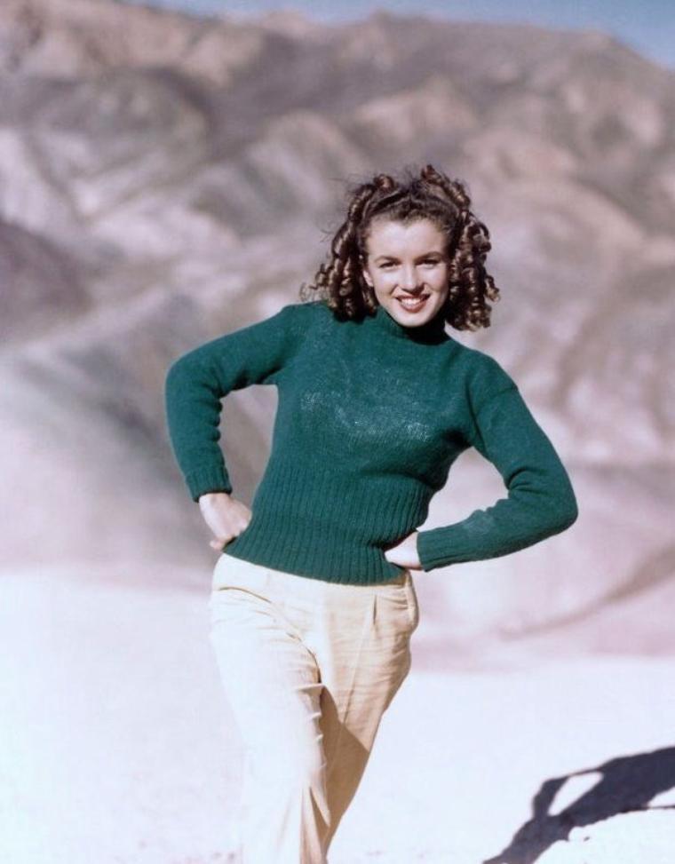 Norma Jeane by André De DIENES 1945 (suite).