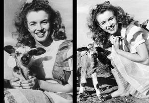 Nouvelle session photographique faite en 1945 toujours par De DIENES.