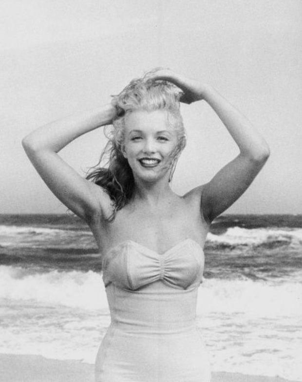 Tobey-Beach, Long-Island, été 1949 by André De DIENES (part 4).