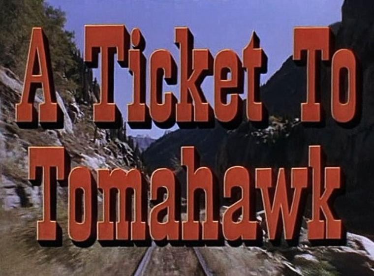 "1950 ""A ticket to Tomahawk"" (part 2) ; Chanson interprétée par Marilyn : ""Oh, What a Forward Young Man You Are""."