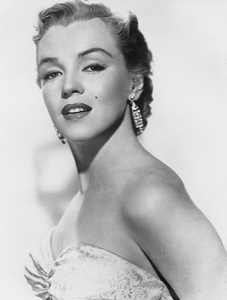 "1950 : photos publicitaires prisent par Ed CLARK pour le film ""All about Eve""."