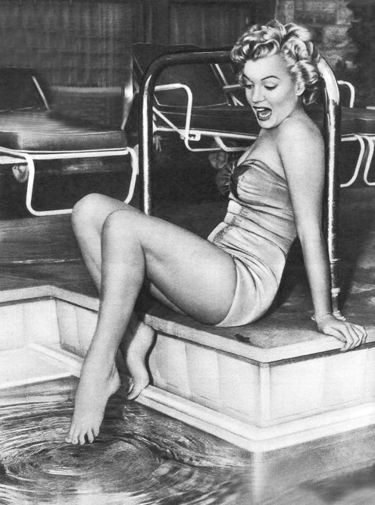 1952, on enchaîne avec d'autres sessions photos, celles de Bob WILLET et Earl THEISEN.