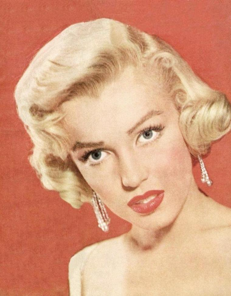 "1953 / Photos publicitaires de Marilyn signées John FLOREA,  pour le film ""How to marry a millionaire"" de Jean NEGULESCO (part 2)."