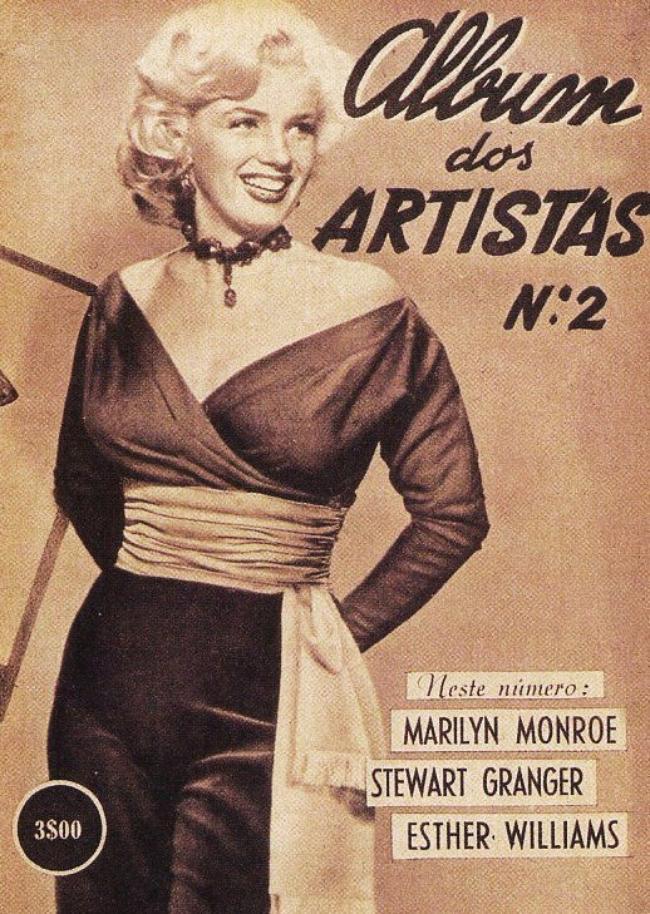 """1953, suite au film """"Gentlemen prefer blondes"""", Marilyn une fois de plus se verra propulser à la UNE des magazines de part le monde entier... Voici un échantillon de quelques covers de l'époque, ainsi que quelques publicités où Marilyn vante divers produits, tels le savon """"LUX"""", les shampoings """"HILTONE"""" ou encore les crèmes après-shampoing """"LUSTRE"""" (part 4)."""