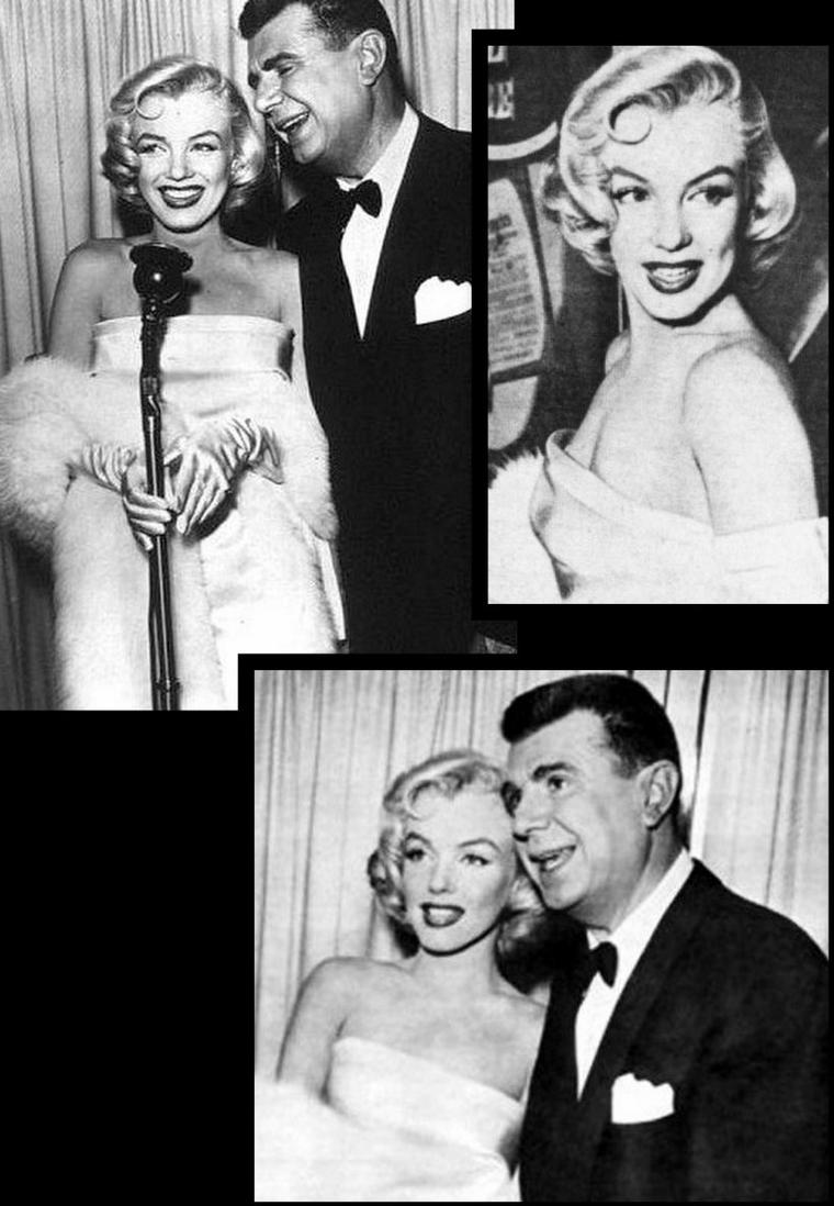 "1953, PREMIERE de ""Call me madam"" (part 3) VIDEO."