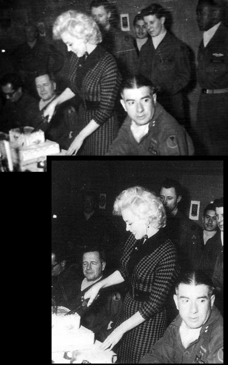 FIN des photos de Marilyn en Corée.