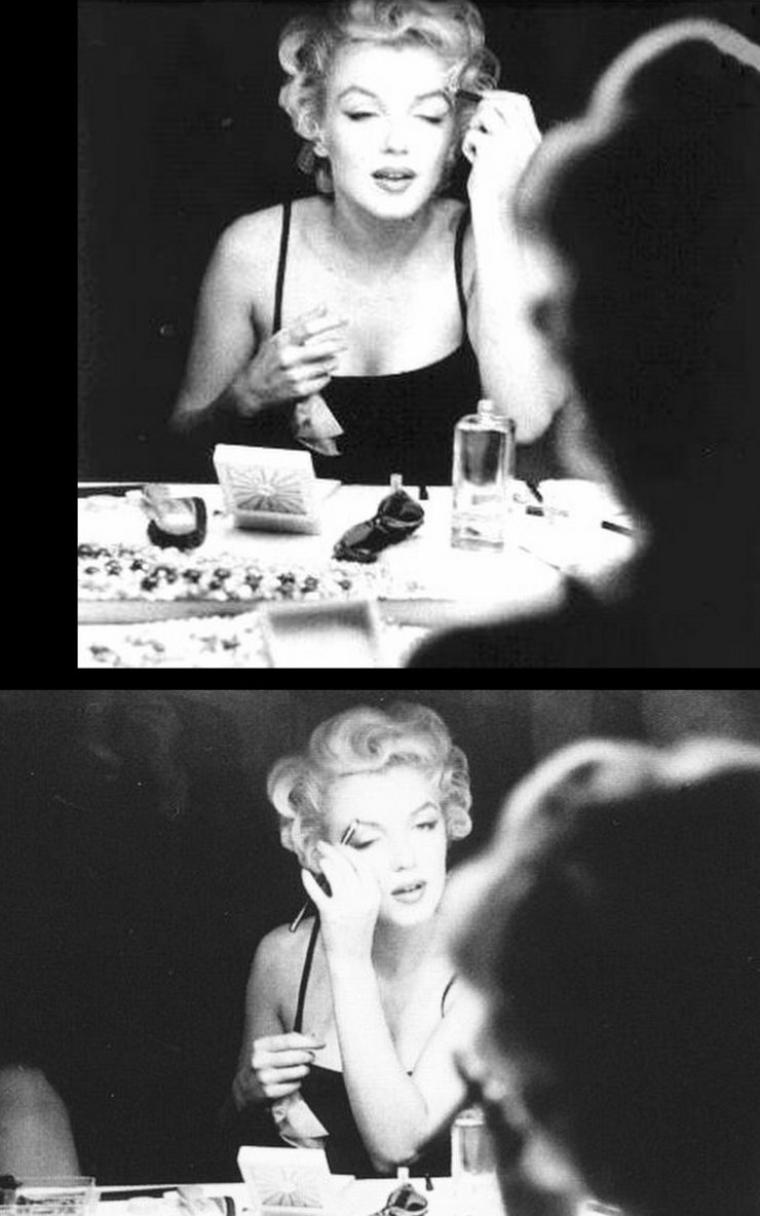 1954 Marilyn by Sam SHAW (part 2).