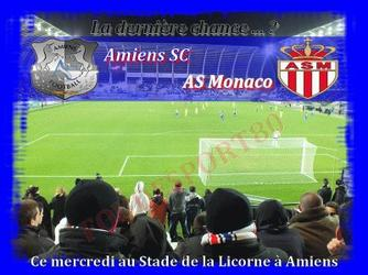 Ligue 2 - (AMIENS SC / MONACO) - Match de la peur ...