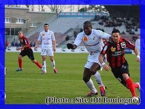 Ligue 2 - (BOULOGNE / AMIENS SC) - Amiens se libére ! !
