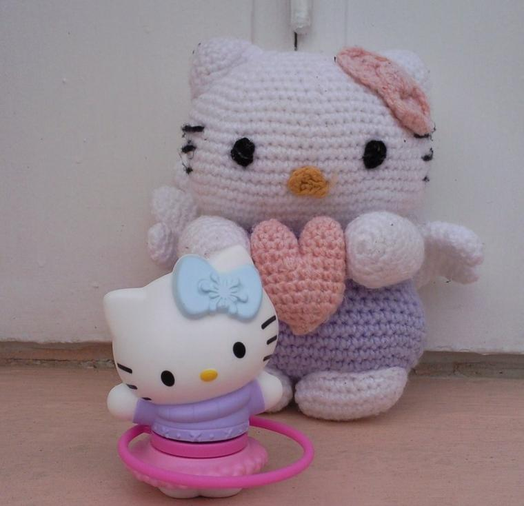H comme Hello Kitty