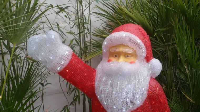 En attendant le père Noel : 24 décembre 2015.